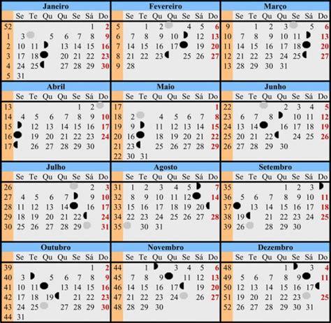 fechas de fases de la luna 2016 calend 225 rio lunar 2011