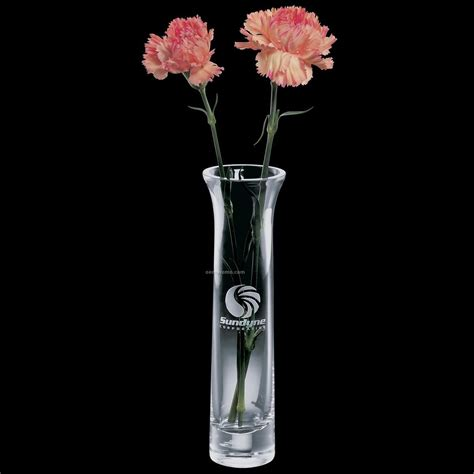Floating Flowers In Vase by Floating Flowers Glass Vase By Olle Brozen China