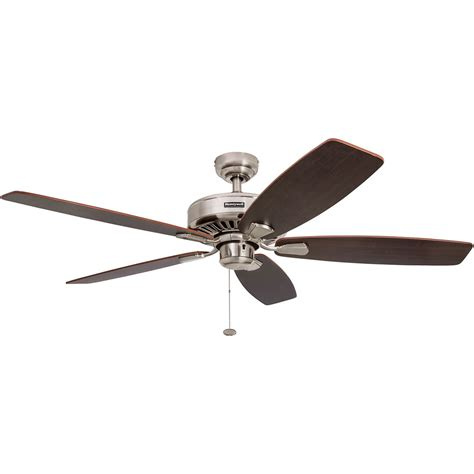 ceiling fans nickel finish nickel finish ceiling fans honeywell springhill ceiling