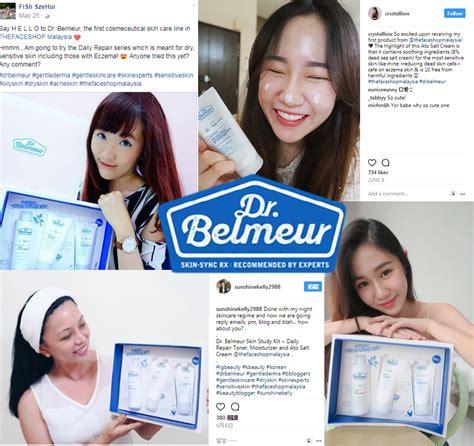 The Faceshop Dr Belmeur Daily Repair Moisturizer Sle The Shop Dr Belmeur Daily Repair Moisturizer Hermo