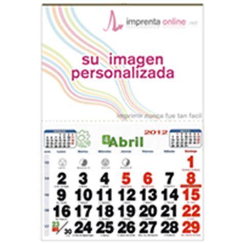 Tipos De Calendarios Impresi 243 N De Calendarios De Pared Personalizados
