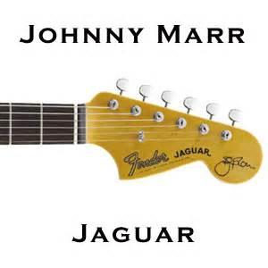 Johnny Marr Signature Jaguar Fender Guitar Johnny Marr Jaguar