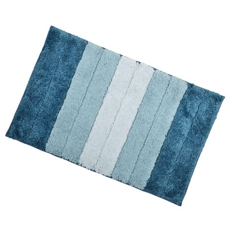 Soft Bathroom Rugs Soft Tufted Microfibre Bathroom Shower Bath Mat Rug Non Slip Back 12 Colours Ebay