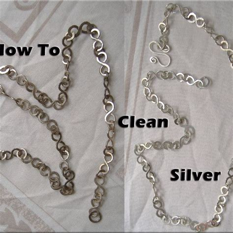 how to clean origami owl jewelry cleaning silver necklace chains best chain 2018