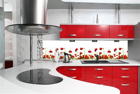 piastrelle cucina rosse serglasstyle porte in cristallo veneto porte tuttovetro