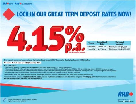 new year fixed deposit promotion 2016 saving promotion fd bonanza gold investment highest
