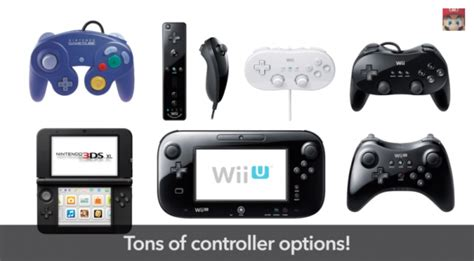 Nintendo Wii U Pro Controller 356 by 8 Player Smash Confirmed For Smash Bros For Wii U