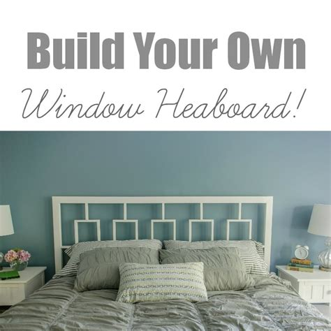 west elm headboard instructions diy window headboard tutorial west elm inspired decor