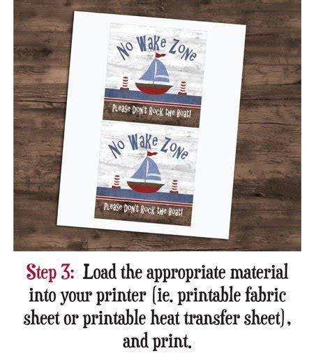eq printable fabric sheets b08 anchors away book disc
