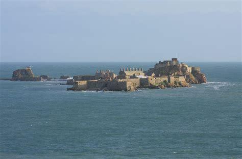 Jersey Castle elizabeth castle