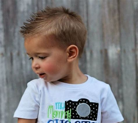 stylish toddler boy haircuts 23 trendy and cute toddler boy haircuts rocker haircuts