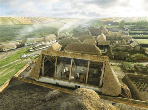 house reconstruction deserted medieval villages in england medieval histories