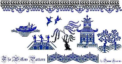 willow pattern art ks2 the willow pattern history and collecting the willow pattern