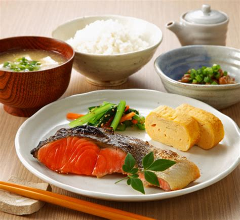 meal pattern of japanese cuisine home style japanese meal recipe japan centre