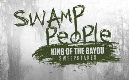 Kings Home Boat Giveaway - history sw people king of the bayou sweepstakes sun sweeps