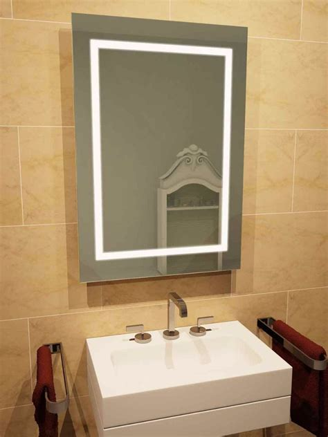 tall bathroom mirror aurora tall led light bathroom mirror 177 illuminated