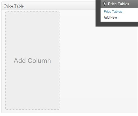 What Does It To Table Something by How To Create A Clean Price Table In