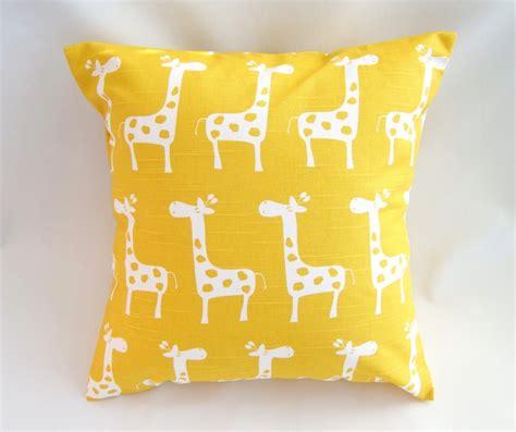 Giraffe Print Crib Sheets by Baby Children Pillow Crib Bedding Yellow Giraffe