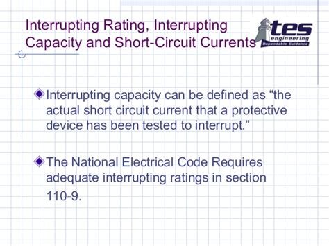 National Electric Code Section 250 4 A 1 by Circuit Followup 1
