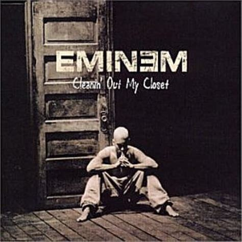 Closet Cd by Eminem Cleanin Out Closet Records Lps Vinyl And Cds