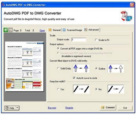 pasa imagenes a pdf como convertir dibujos de pdf a autocad