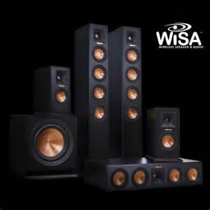 wireless surround sound speakers help cut clutter