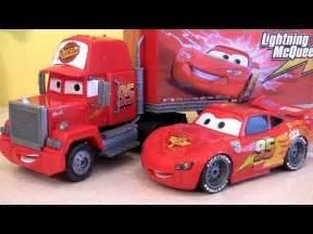 Lightning Mcqueen Truck Drawing Disney Cars Mack Truck Hauler Klip Kitz Lightning