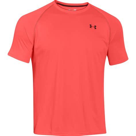 under armoire under armour mens heatgear new tech shortsleeve tee shirt
