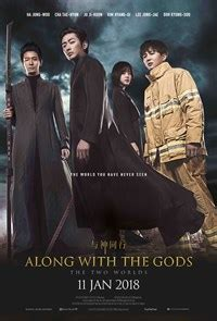along with the gods the two worlds singapore we cinemas movie details