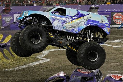 Ta Florida Monster Jam January 18 2014 Hooked