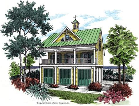modular homes on pilings coastal house plans at