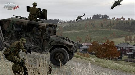 arma 2 screenshots from gc2008 arma 2 official website