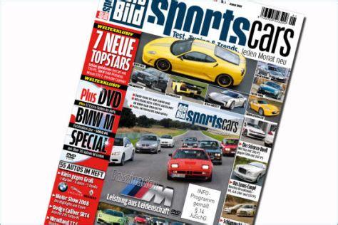 Auto Bild Sportscars Aktuelles Heft by Jetzt Mit Dvd Autobild De