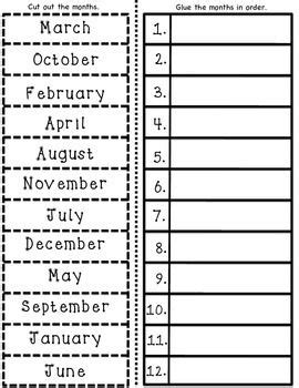 teach with teach 1 term 6 months printed access card new engaging titles from 4ltr press esl months of the year vocabulary cards and worksheet