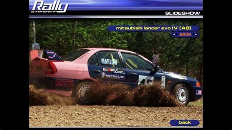 Mobil Mitsubishi Lancer Evo 4 mobil 1 rally chionship all cars mitsubishi lancer