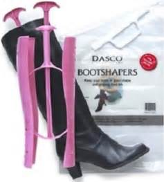 pink dasco boot shaper ii 1 pair made in