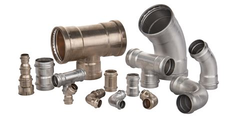 Fitting Fitting the benefits of viega press fittings world wide metric