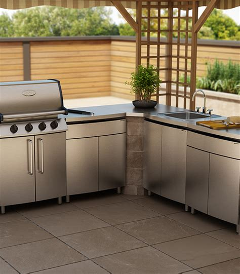 outdoor kitchen benchtops kitchen outdoor bench areas freeform sheet metal