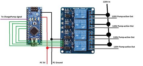 arduino relay 120v wiring diagrams repair wiring scheme