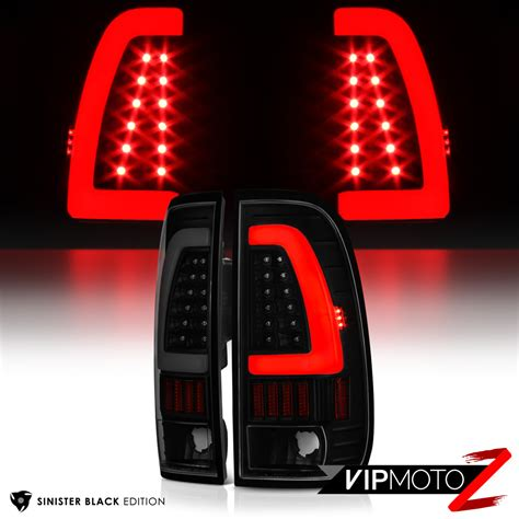 96 f250 led lights darkest black smoke 1997 2003 f150 f250 superduty neon