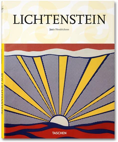pop art taschen basic 3822822183 roy lichtenstein taschen books basic art series