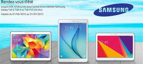 Tablet Samsung Promo samsung offre galaxy tab promo ilovetablette