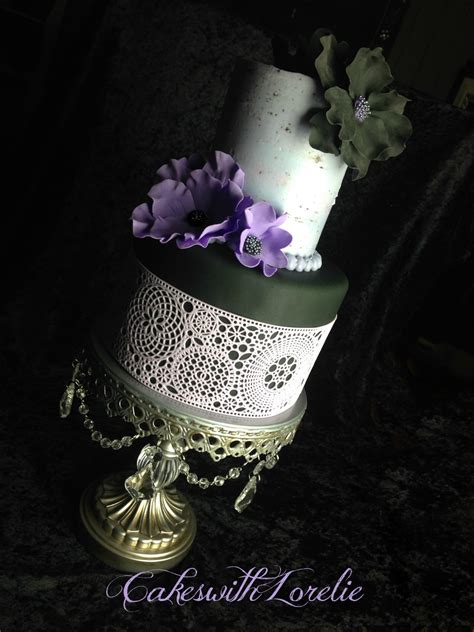 gothic wedding cakes  gothlicious ideas