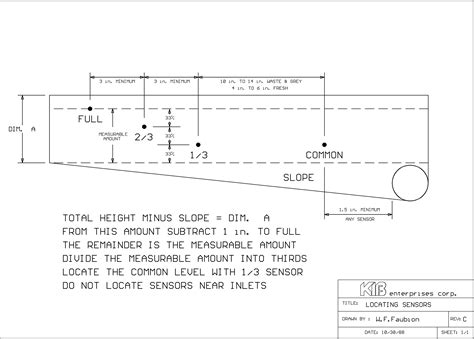 wiring diagram for trailer fresh tank diagram