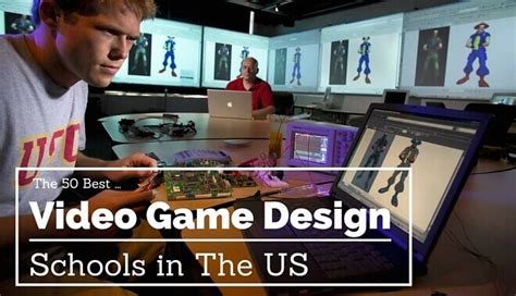 game design salary new zealand the 50 best video game design schools 2017 rankings