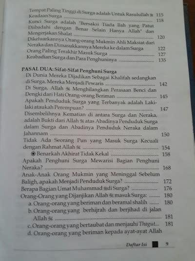 Kemegahan Dan Keindahan Surga Serta Para Penghuninya Buku Islam buku rahasia istana surga toko muslim title