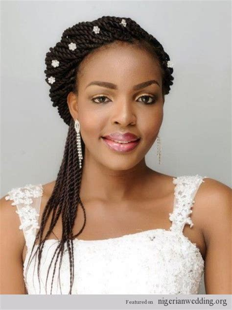 nigerian wedding hair styles pinterest the world s catalog of ideas