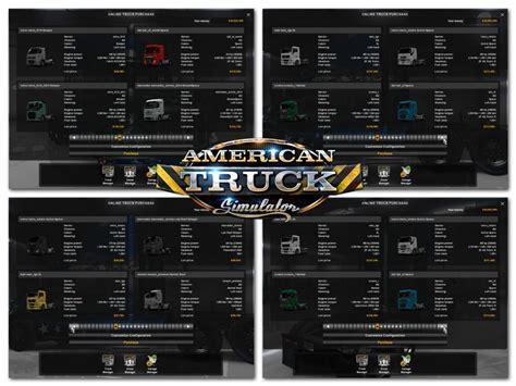 ets trucks  ats pack  american truck simulator mod