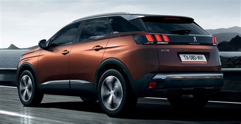 pejo second peugeot 3008 second suv debuts in image 497474