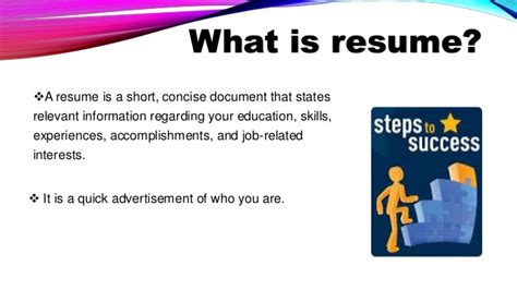 What Is The Purpose Of A Resume by Whats The Purpose Of A Resume Resume Ideas